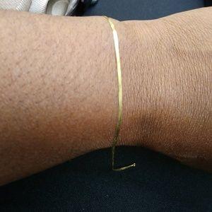 Kay Jewelers Jewelry - Real 14kt Gold Bracelet